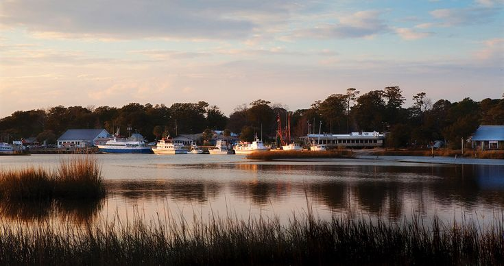 As far southeast as you can go in North Carolina, a little town with a lot of seafood has a legendary allure that will draw you in, wherever you are.