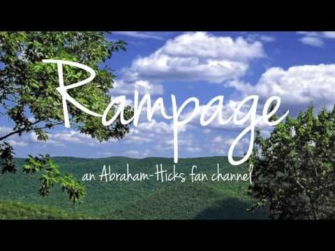 MAKE PEACE WITH WHAT IS ☆  Abraham Hicks: Rampage of Making Peace with Now