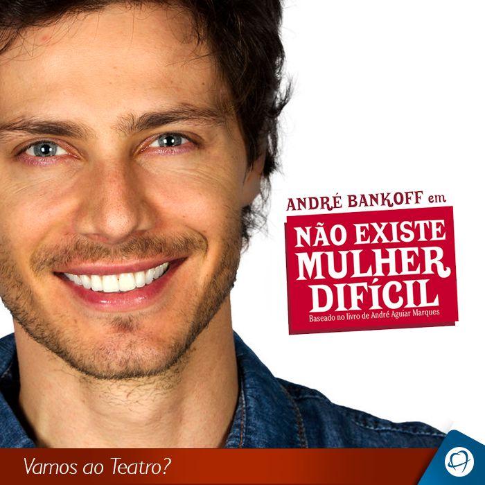 """Você é nosso convidado a assistir a peça de teatro """"NÃO EXISTE MULHER DIFÍCIL"""", em cartaz às 21h30, no Teatro Frei Caneca, em São Paulo.   E neste sábado às 21h00 e domingo às 20h00 a peça estará no Teatro Madre Esperança Garrido, em Goiânia.   Para isso negociamos um desconto de 50%! Clique no link e confira http://sorrisoempresarial.com.br/teatro.   Divirtam-se e bom espetáculo!"""