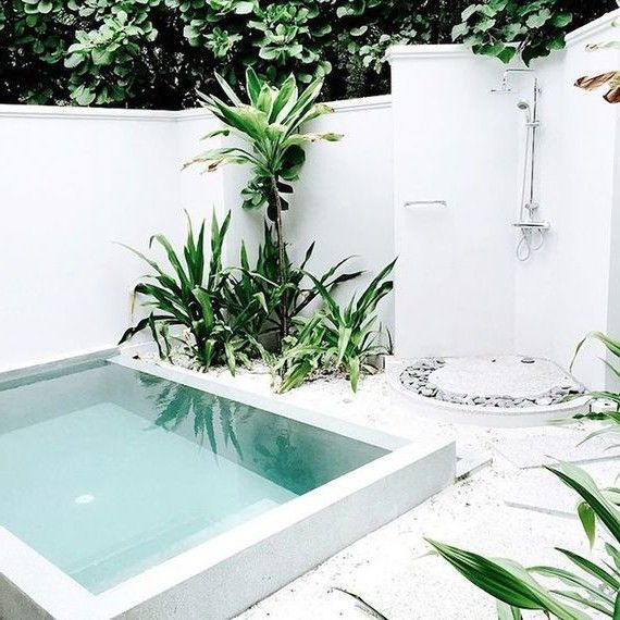 Here Are 40 Truly Awesome Yet Easy To Construct Diy Swimming Pool Ideas To Turn Your Backyard Into A Dose Of Ref Small Pool Design Small Backyard Backyard Pool