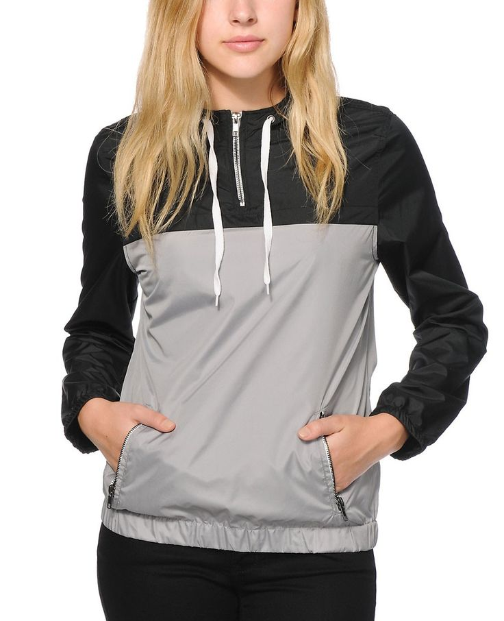 http://www.quickapparels.com/new-trendy-stylish-black-grey-pullover-windbreaker-jacket.html