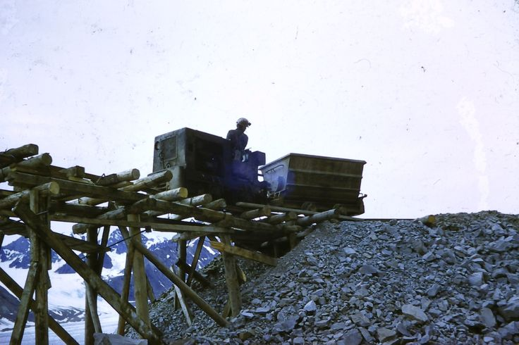 Mining activity, Malmbjerget