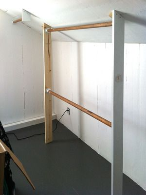 custom closet with slanted walls by Old House New Tricks