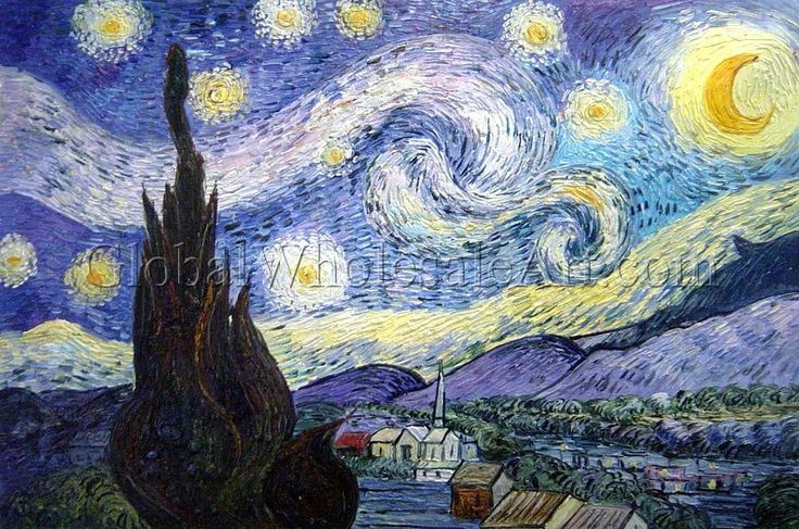 53 Best Vincent Van Gogh Artwork Images On Pinterest Click Starry Vincent