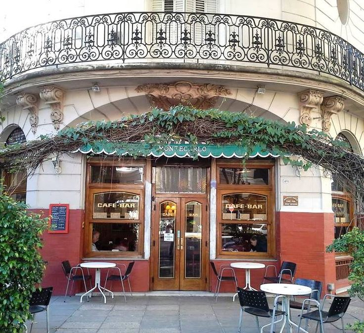Montecarlo, Cafe & Bar en Palermo, Buenos Aires
