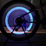 Tire Bike hablaron la lámpara LED de luz verd... – EUR € 0.82