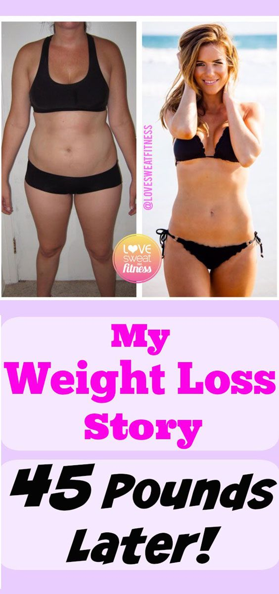 Life Changing Story - Weight Loss | Good Weight Loss Info ...