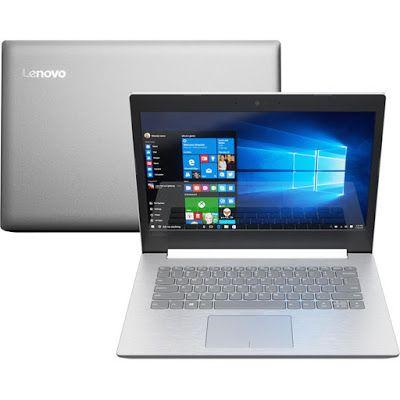 "Notebook Lenovo Ideapad 320 Intel Core i3-6006u 4GB 1TB Tela FULL HD 14"" Windows 10 << R$ 136889 >>"