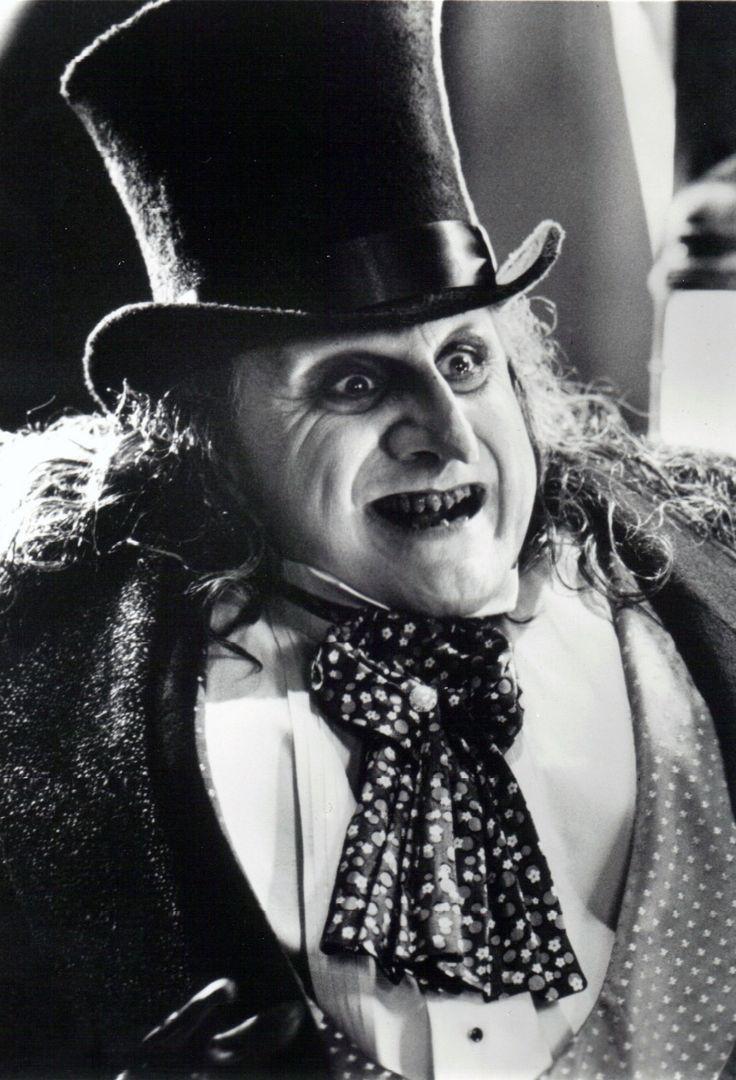 Le Pingouin. Batman le Retour (Dany Devito)
