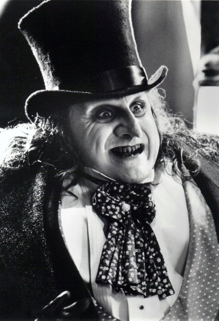 Danny DeVito - Batman Returns (1992). Freaky and Awesome!