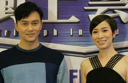 Chilam Cheung and Charmaine Sheh speak about their unchanged onscreen chemistry while filming Return of the Cuckoo's film version fifteen years after the broadcast of the TV series.