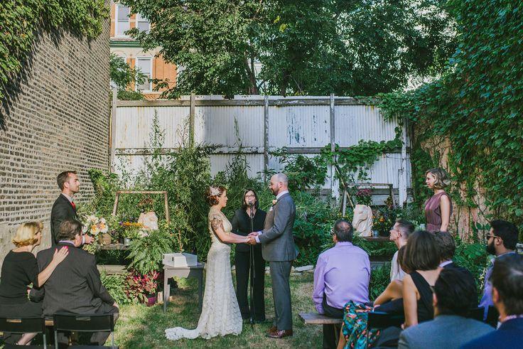 169(ZF6354525931034) Secret garden wedding, Garden
