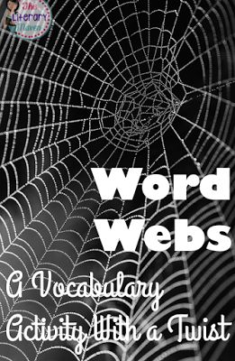 Looking for a new vocabulary activity to engage your middle school or high school students? After students make webs of their vocabulary words, have their partners try to guess the word. Read on for directions and samples.