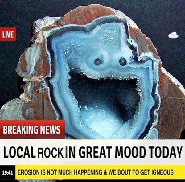 D Happy Rock Minerals Crystals