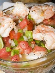 Shrimp CevicheItalian Recipes | Paleo Recipes