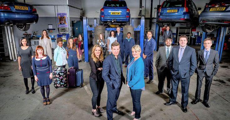 Ordinary Lies Season 1 - Jo Joyner, Max Beesley, Jason Manford, Sally Lindsay and Mackenzie Crook