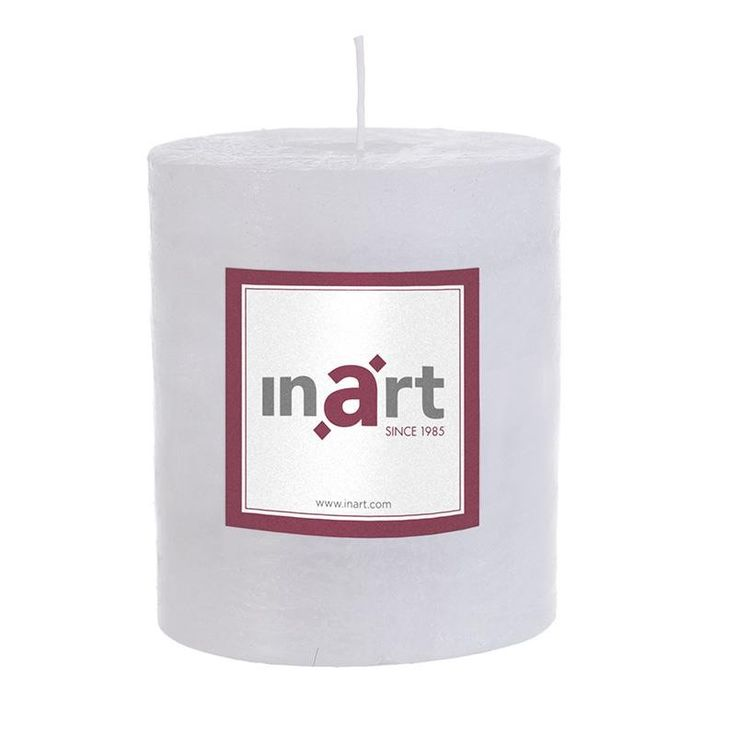 Paraffin Scented Candle 9x10 cm - Candles - Aromatics - DECORATIONS - inart