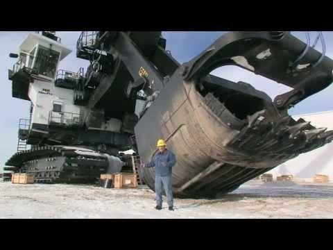 P Mining Equipment 4100 AC Walkthrough