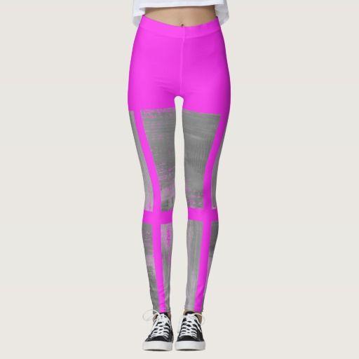 Designers leggings : Enjoy_freedom / Pink