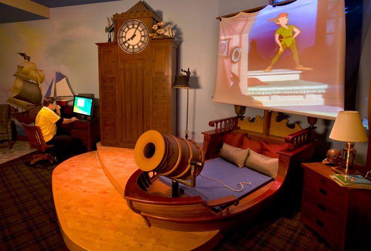 Ahhhhh I want a disney themed house now.