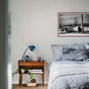 wallpaper Hella beige, design Joy Zandén