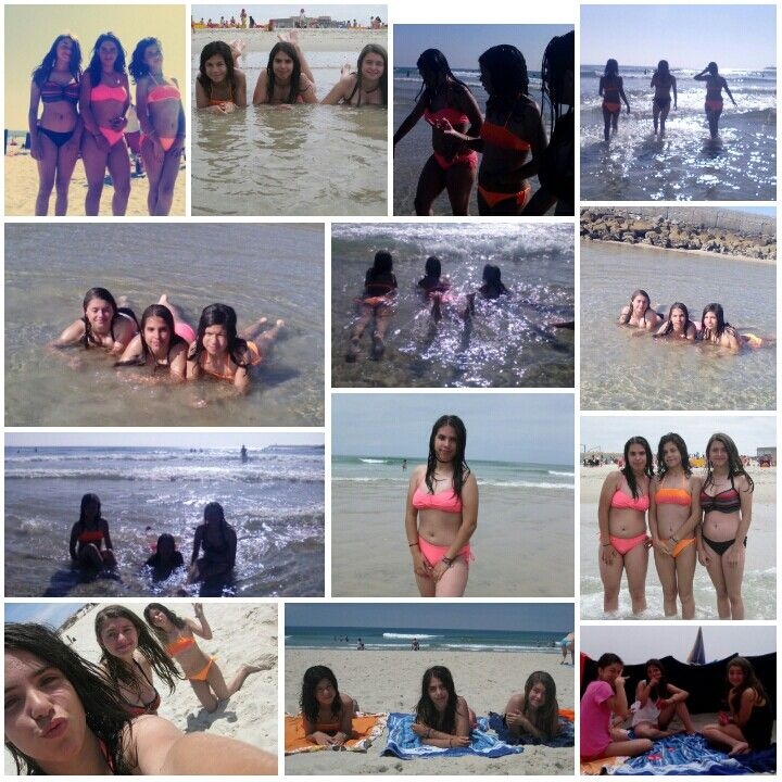 Verão de 2015 Carolina, Francisca e Catarina