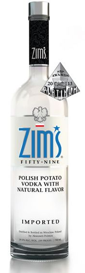 It's nothing short of miraculous.  ZIM's 59 is the lowest calorie ultra- premium vodka with natural flavor in  the world – and it drinks lik...