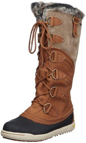 HI-TEC Sierra Pamir 200 WP Ladies Winter Boot