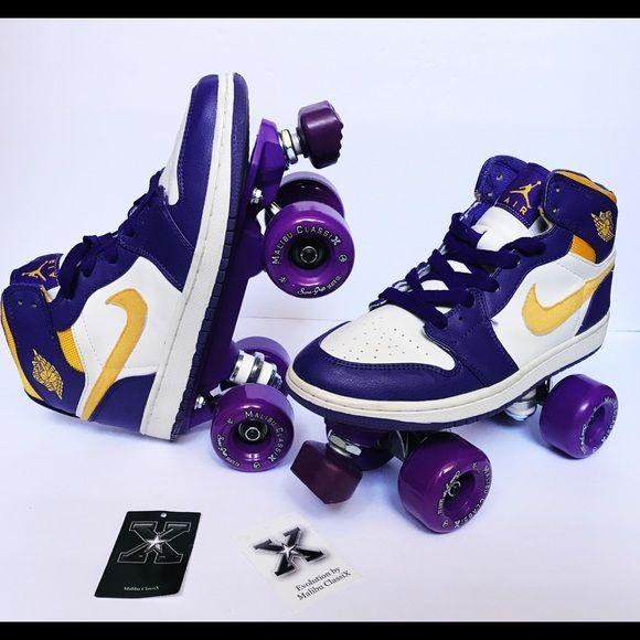 Air Jordan Other Nike Jordan Sneaker RollerSkates sz 9.5