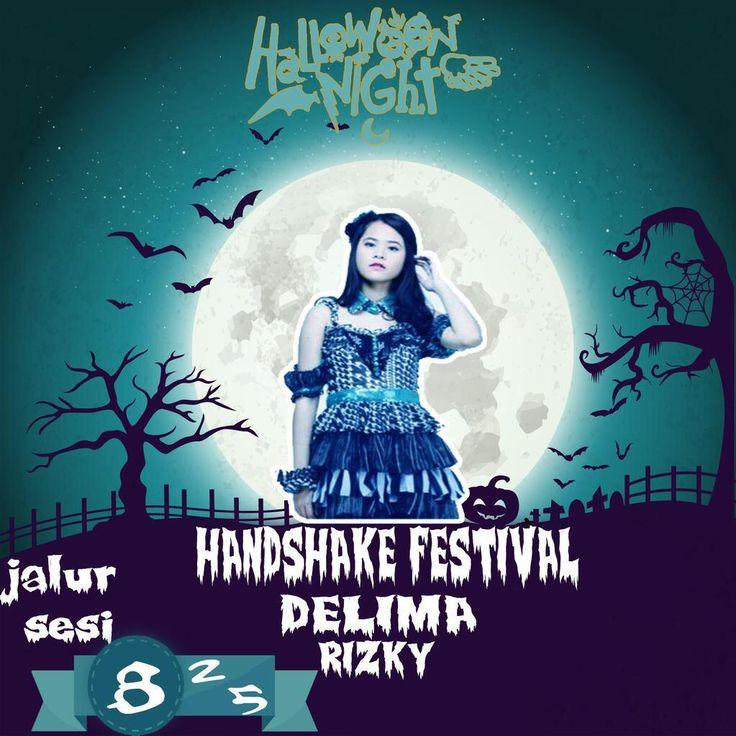 halloween night jkt48