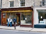 Fitzbillies in Cambridge is an institution I want to visit if I am ever in Cambridge.