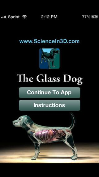 Canine Flashcards - I have the glass dog software! It's great :)