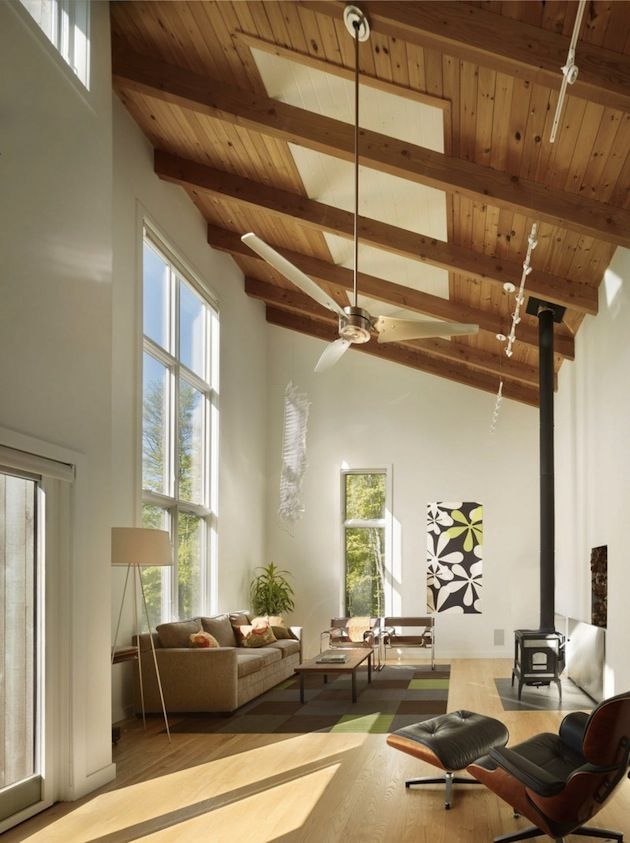 20 Inspiring Scandinavian Design Interior Spaces | Inthralldwindow