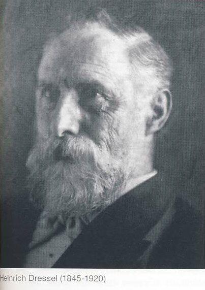 Dressel, Heinrich (1845-1920) B. Kluge, Das Münzkabinett Museum und Wissenschaftsinstitut, 2005, p. 23.