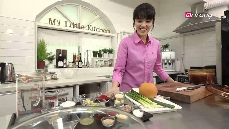 My Little Kitchen - Ep05C02 'Seri' Bossam (Boiled Pork) 돼지고기 보쌈