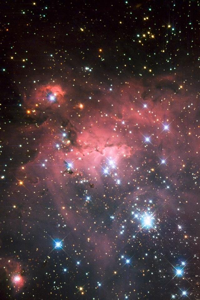 iphone wallpaper galaxy nebula space stars galaxy