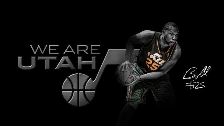 Al Jefferson - 2013 We Are Utah Jazz