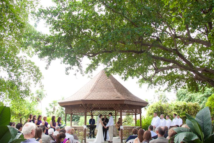 Mounts Botanical Garden Wedding West Palm Beach Fl White Wonderland Pinterest Botanical