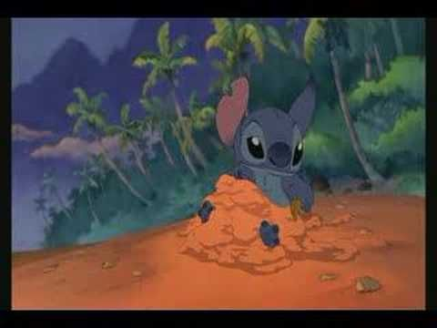 Lilo and Stitch-Hawaiian Roller Coaster Ride(English). Getting in the mood for HAWAII!!!!!!!!!!!