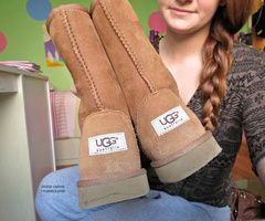 Uggs are comfortable boots that I love to wear.Not only that, they are perfect for the weather, theyre perfect for any wardrobe. Besides, just because its cold outside doesnt mean you cant look hot! Dont miss your chance to get a pair of UGG Boots!