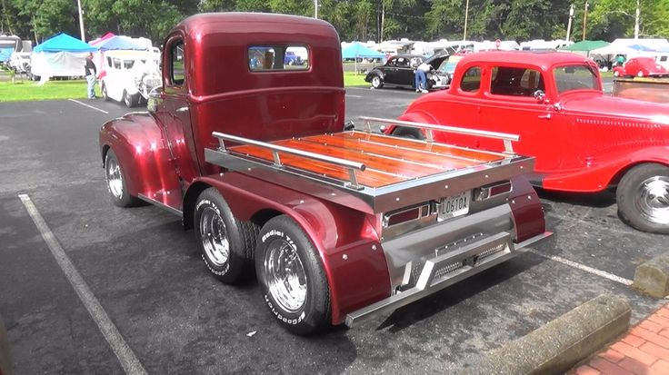 Used 1947 Ford F100 -CUSTOM PICKUP TRUCK- 327 BORED 30 OVER/ 350 AUTOMATIC-   Mundelein, IL