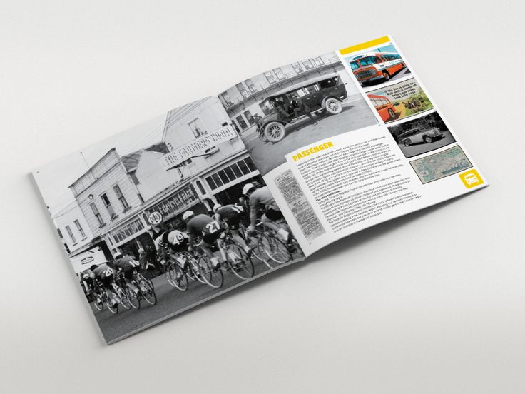 Across the Centerline magazine