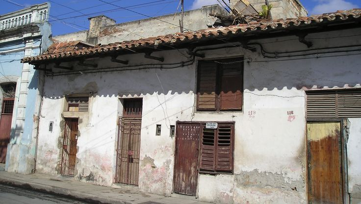 Cuba Travel Features Old City Buildings  - See more @gr8traveltips