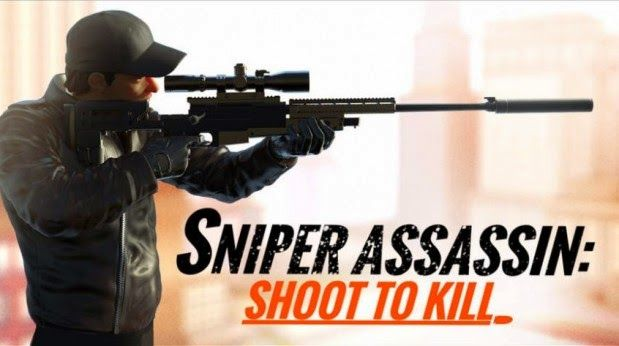 Sniper 3D Assassin 1.1 - 1.2 Mod Full Apk ve SD Data - Para Hileli | mobil indir