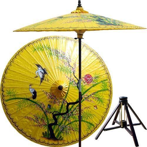 Asian Splendor (Sunburst Yellow)