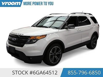 34889 miles 2015 ford explorer sport moonroof - Ford Explorer 2015