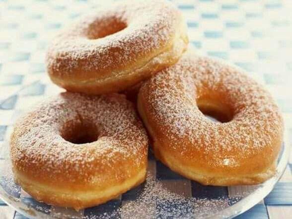 Potatoes Doughnut