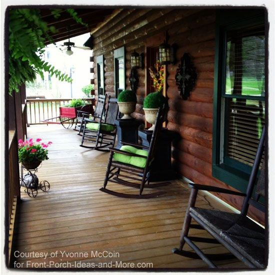 Best 25+ Cabin Porches Ideas On Pinterest