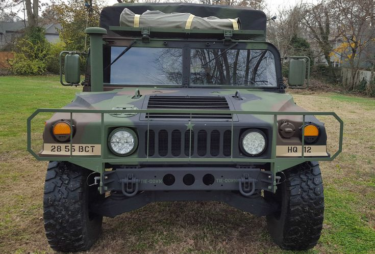 Military Vehicles For Sale >> 1993 M998 Hmmwv, Humvee AM General | Military vehicles for sale | Pinterest | Hummer, Hummer h1 ...