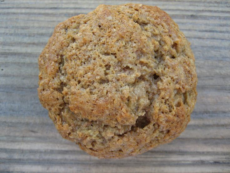 Banana Bran Muffins | Brittany's Pantry - A healthy twist on a traditional muffin.  You may never go back!